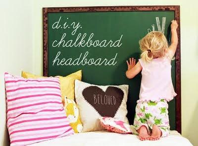 Educational Headboard
