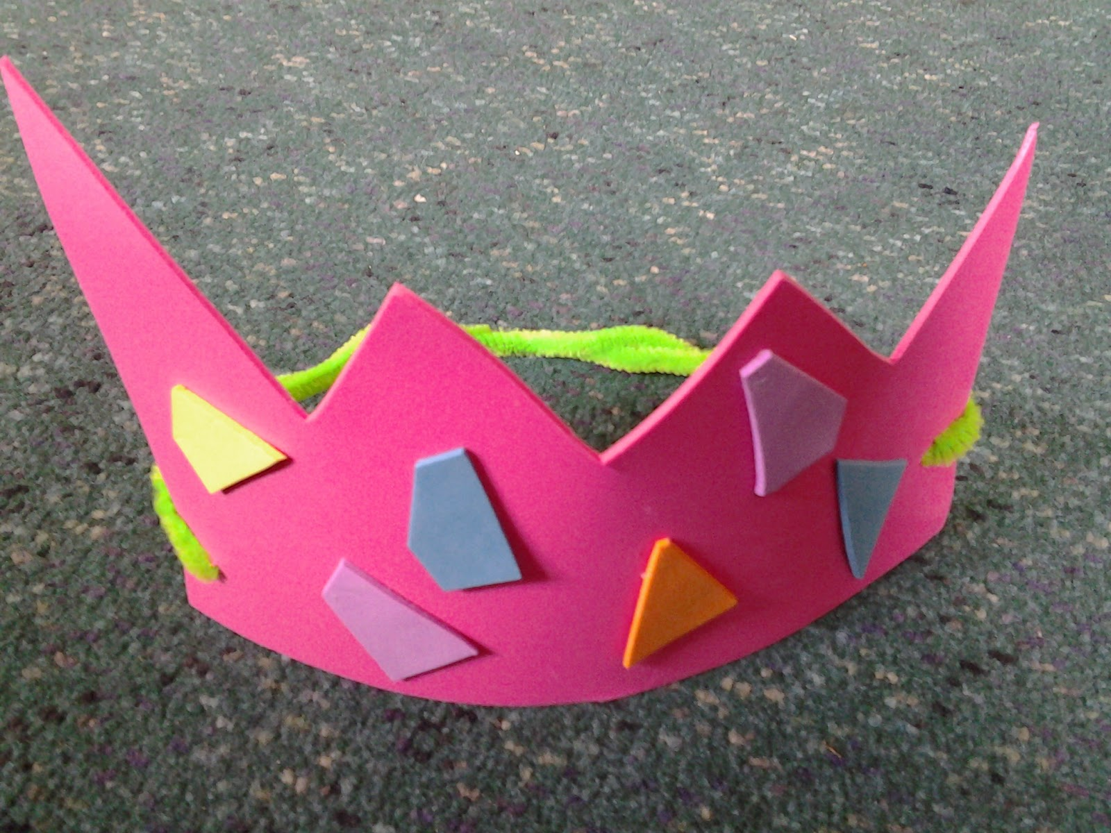 Flame: Creative Children\'s Ministry: Your Kingdom Come: crowns from ...