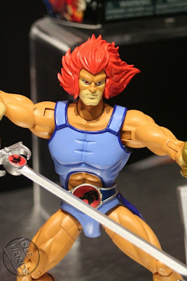 Thundercats Toys 2011 on Idle Hands  Toy Fair 2011   Thundercats Unleashed