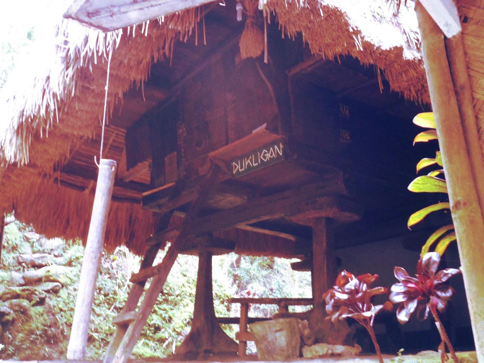 Tam-awan Village Buaguio City
