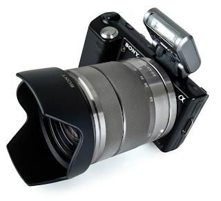 Sony Nex 5 main Apa itu kamera mirrorless?