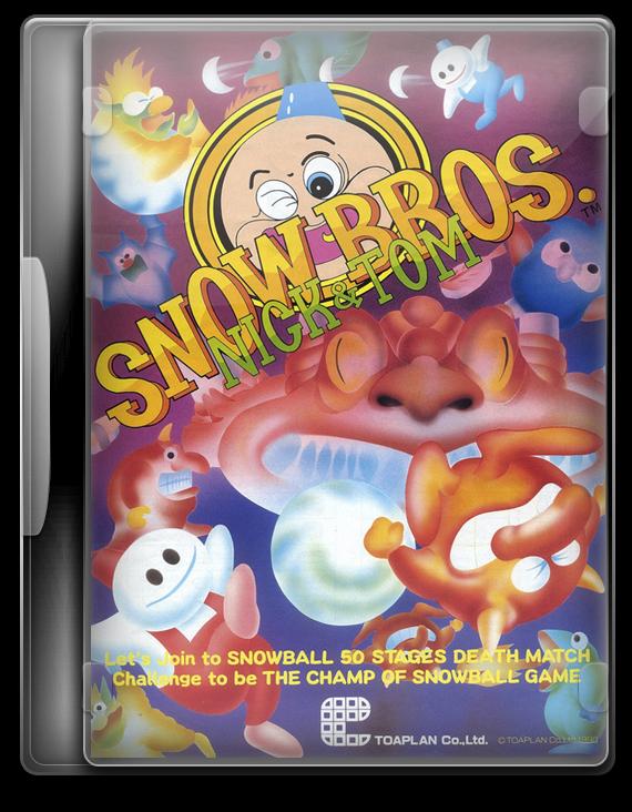 Snow Bros Arcade