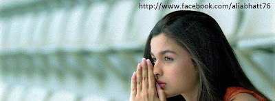 Alia Bhatt coverture facebook