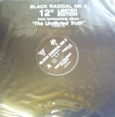 Black Radical MKII ‎– Sign Of The Beast (1991, VLS, 192)