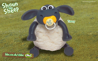 Download Gratis Wallpaper Timmy - Shaun The Sheep