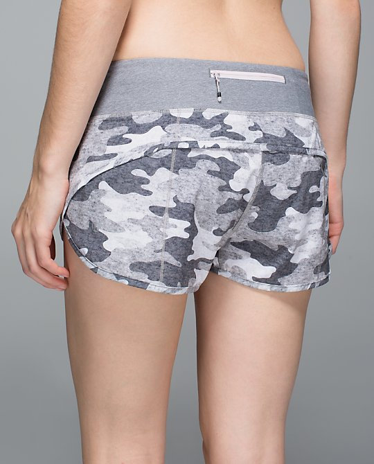 lululemon speed short lotus camo