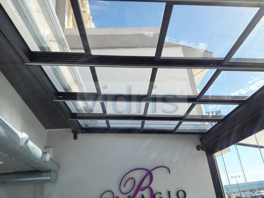 Techos para terrazas exteriores top para techos with - Techos para exteriores ...