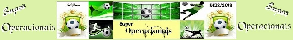 SUPER OPERACIONAIS - AMGSilva