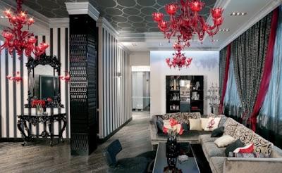 departamento interior elegante