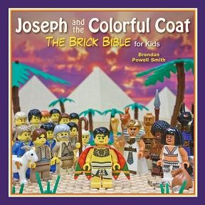 Joseph and the Colorful Coat brick bible series