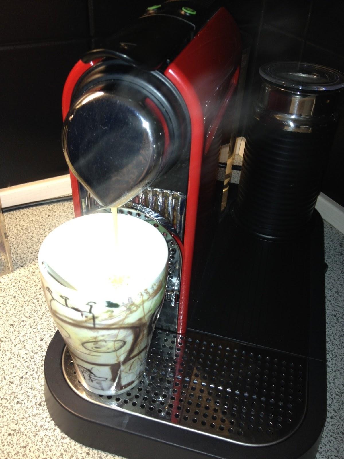 nespresso maskine salling