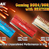 KINGMAX Set to Launch its ZEUS DDR4 Gaming RAM during Taipei Game Show 2016