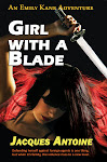 Girl With A Blade: Book 3 of the Emily Kane Stories