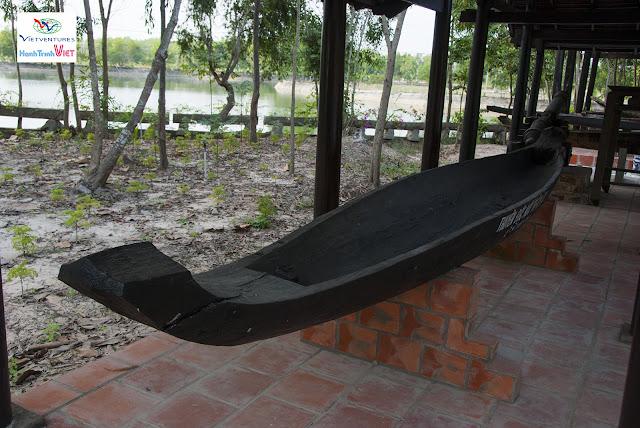 Saigon - Tham quan bảo tàng Quân Cụ ở Mộc Bài