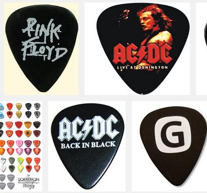 pick gitar datare