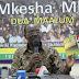Magufuli Mgeni Rasmi Mkesha wa Kuiombea Amani Tanzania.