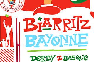 top 14 rugby Biarritz vs Bayonne 2012 stade Anoeta de Saint-Sébastien