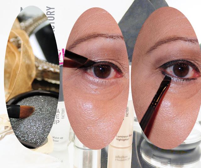 Eyeshadow anthrazit