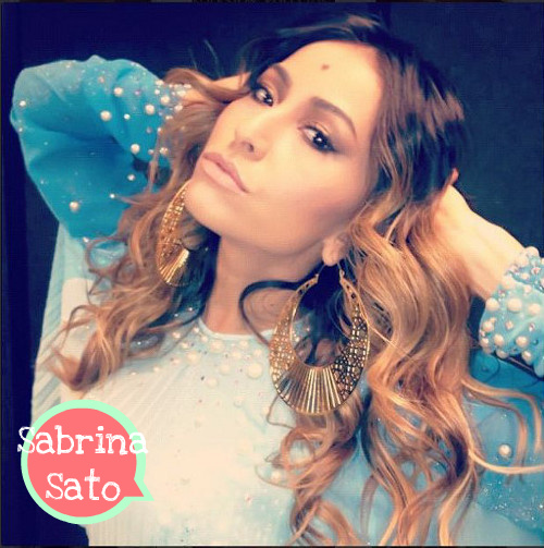 Sabrina Sato Maxbrinco