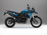 BMW F 800 GS (2013) Side 2