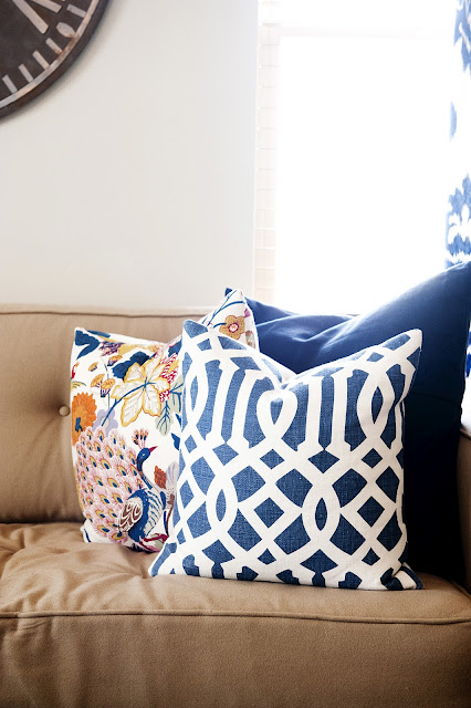 6th Street Design School | Kirsten Krason Interiors : New Pillow Love