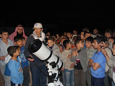 astronom oerang gaza