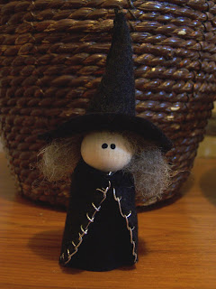 Wee witch tutorial