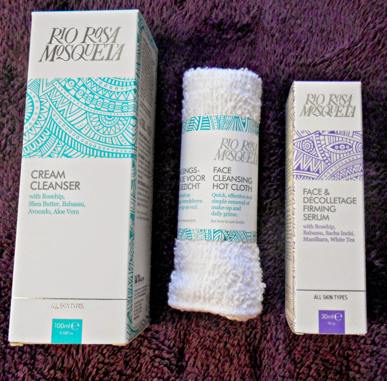 Review Rio Rosa Mosqueta Cleanser &  Firming Serum