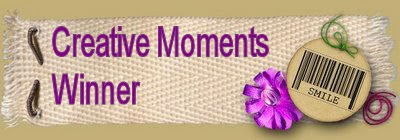 Winner of Creative Moments