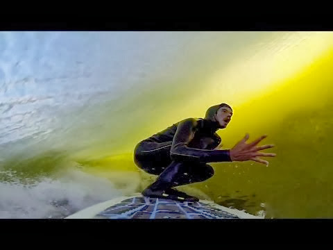 One of the Best Waves on Planet Filmed from Inside Skeleton Bay W H O is Punk Ep 7