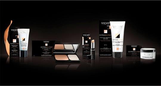 Línea completa Dermablend de Vichy