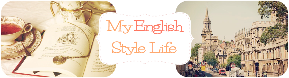 MyEnglishStyleLife