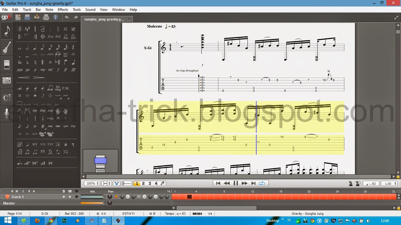 guitar pro 6 free full version