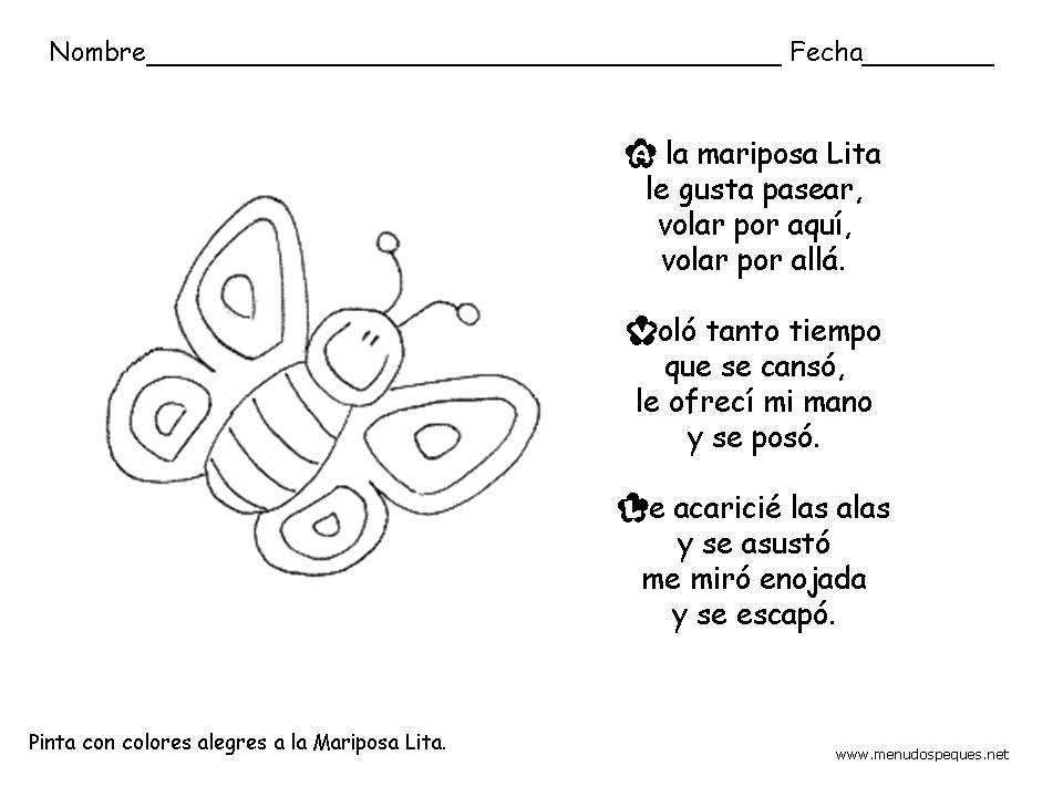Educación Inicial Córdoba: Para Pintar en Primavera