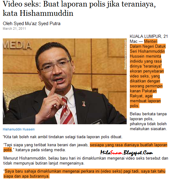 "ReJaM© ""Berpura-pura tak tahu kemudian suruh Anwar Buat repot, nampak ..."