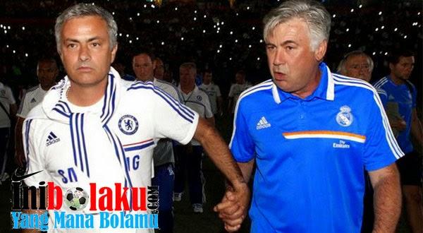 Mourinho dan Ancelotti Akan Lakukan Barter Pemain