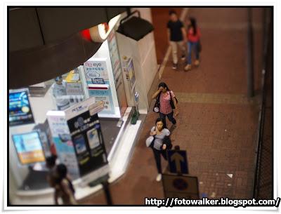 Tilt Adapter (Nikon - M4/3)@E-PL3