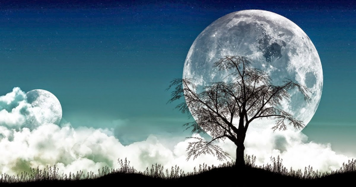 3d moon new hd wallpapers