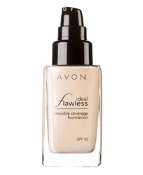 Avon introducing Ideal Flawless Liquid Foundation in February