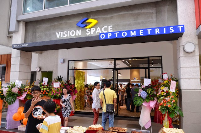 Vision Space Optometrist New Opening @ Sunway Giza