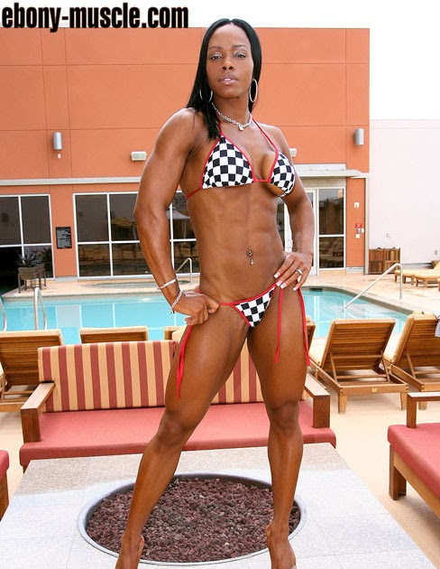 Female Bodybuilders Muscle Morph - Bing images