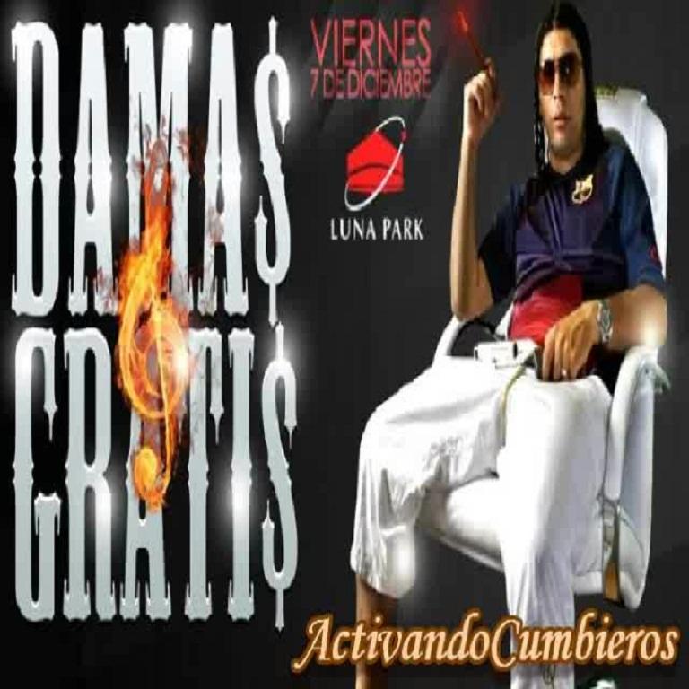 DAMAS GRATIS ~ DIFUSION x2 | OCTUBRE 2012 |