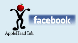 Follow Us AppleHead Ink Facebook