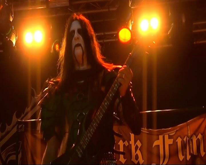Dark Funeral - Angelus Exuro pro Eternus (2009) [Bonus DVD]
