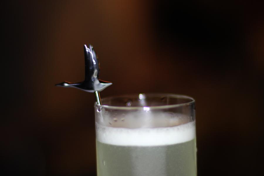 grey goose glas