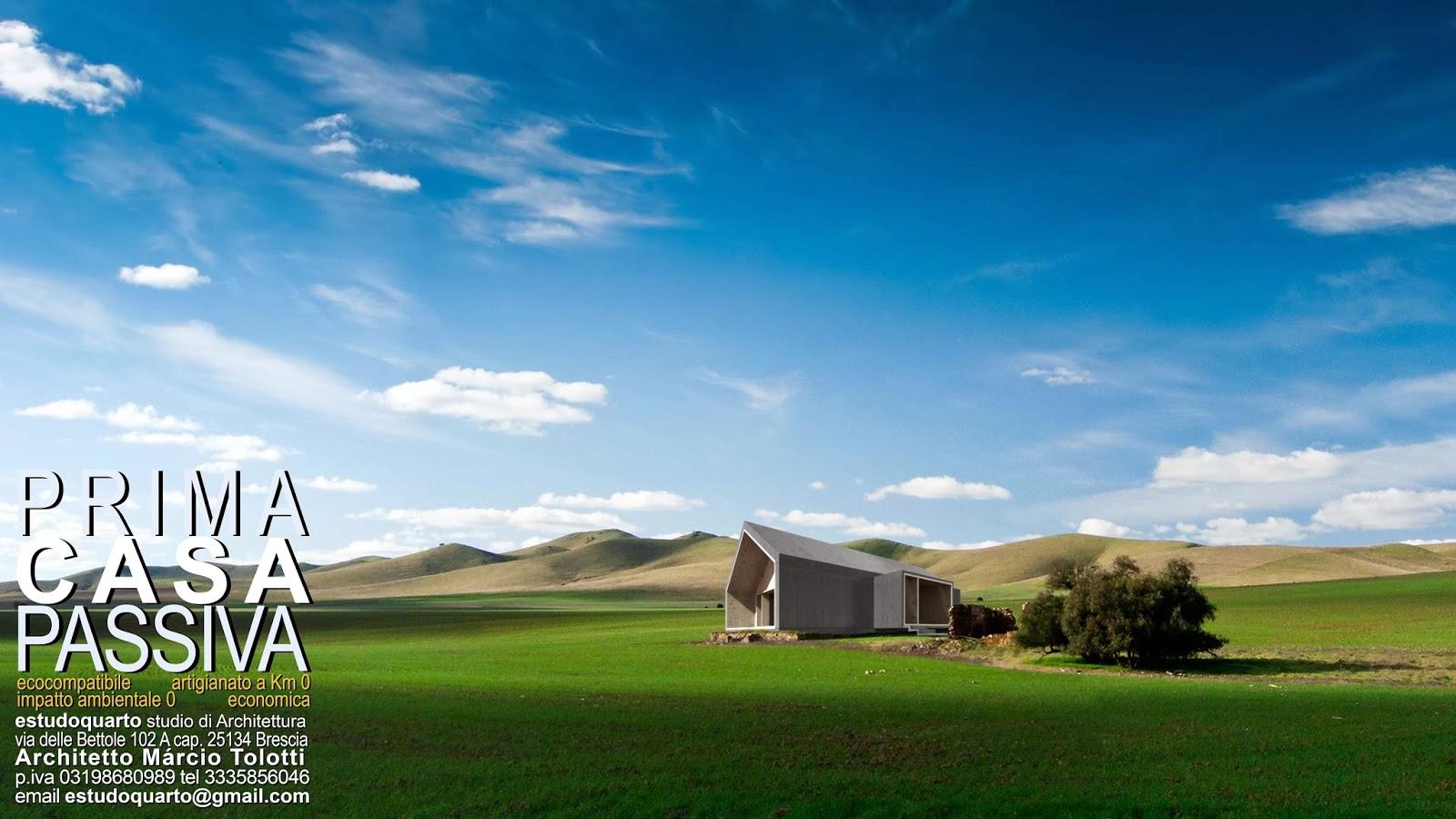 Domande e risposte su prima casa passiva di estudoquarto studio di architettura a verona case - Casa passiva prefabbricata ...