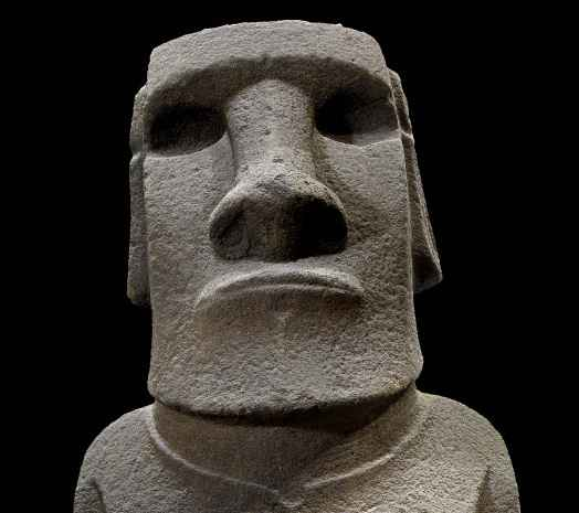Jennifer tetlow stone sculpture journal: easter island heads