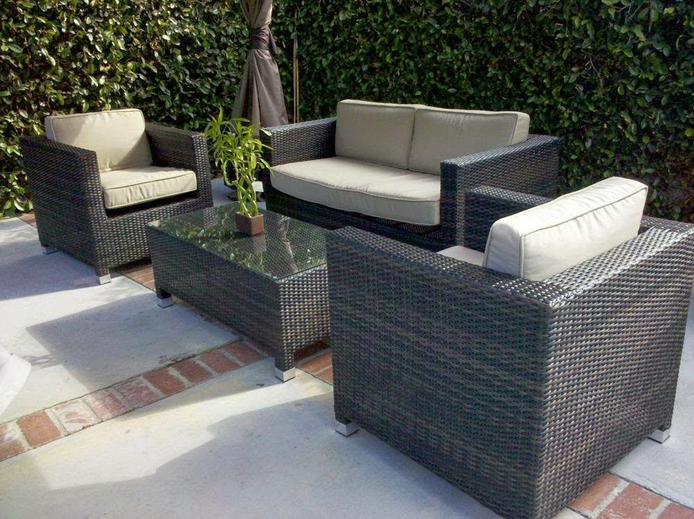 Special Sale 53% for Kontiki Conversation Sets Wicker Sofa Sets Outdoor P