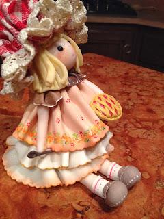 bambola di mais pasticciera