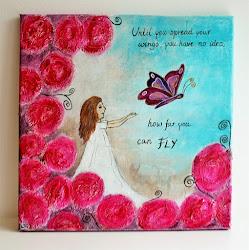 Følg min kunst på Facebook